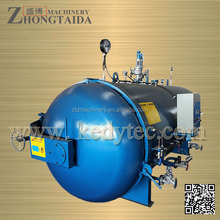 Vulcanizing Rubber O-rings Machine