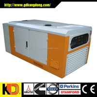 Stock!!High Quality 30Kva Silent Diesel Generador For Sale
