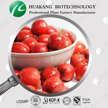 Extract Hawthorn Berry Fruit Juice Concentrated Powder