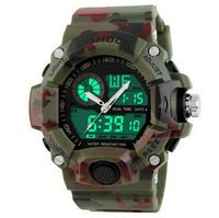Cheap wholesale IP electronic plated 5 bar water resist quartz watch for men