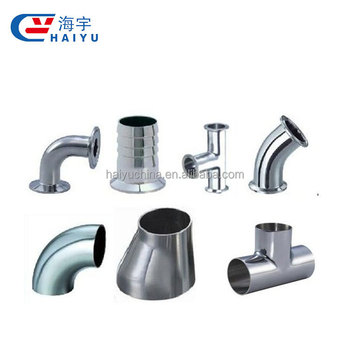 Sanitary elbow 3A fittings, dairy fittings