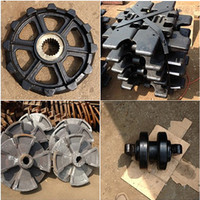 Hitachi CX550 track shoe track pad for crawler crane
