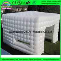 Guangzhou supplier produces waterproof canvas fabric inflatable air tent 4x4