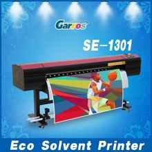 Small size color vinyl printer plotter cutter(1440DPI,ICC color,long life,15m2/h)