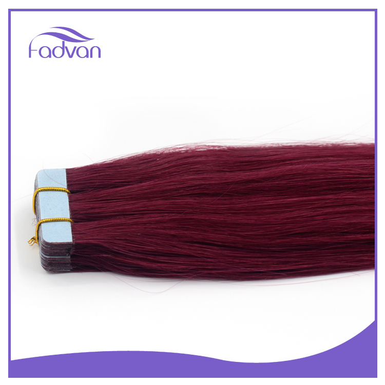 No chemical no acid hair extension adhesive tape in hair extentions