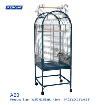 A60 parrot cage