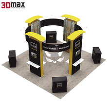 Expo tradeshow display booth design