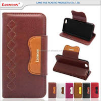 crazy horse pattern flip cover leather wallet case for coolpad note 3 e501 sky porto 1 2 4 5