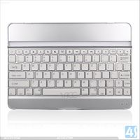 ACC4S Durable Nice Looking Aluminum Bluetooth Keyboard For Ipad Air 5 P-iPD5BTHKB001