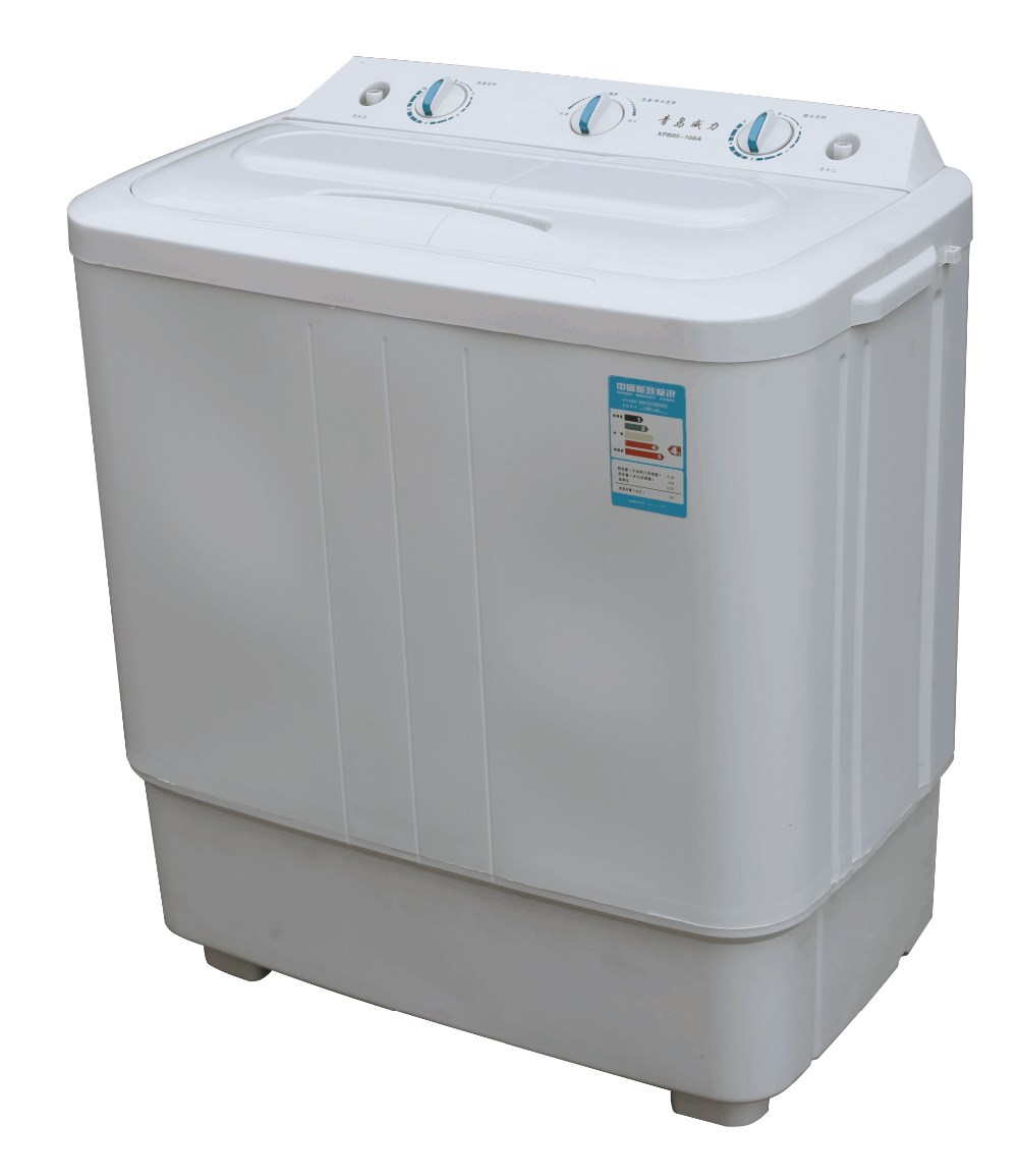 Wu Hua Se 8.5KG capacity Twin-tub washing machine