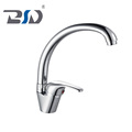 Modern Cheap Wholesale Single Handle Single Hole Kitchen Sink Faucet