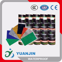 -20 degrees resistance SBS elastomer modified asphalt rubber waterproofing membrane roofing waterproof materials
