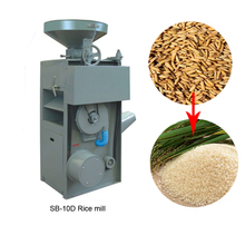 Motor or Diesel Driven Mini Rice Mill Project Report from China
