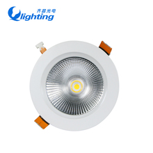 2018 hot sale indoor COB led down light low price for home
