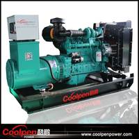 hot sale CCEC diesel engine 100kw permanent magnet generator
