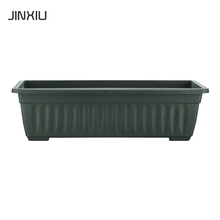 plastic flower rectangular containers types of clay pots