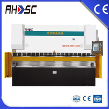 manual true-cut mechanical with safety protection device hydraulic cnc bending machine