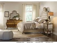 top bedroom furniture/solid cherry wood bedroom set/arabic bedroom furniture