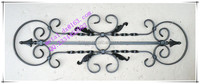 decorative fence panel made in china wrought iron garden design