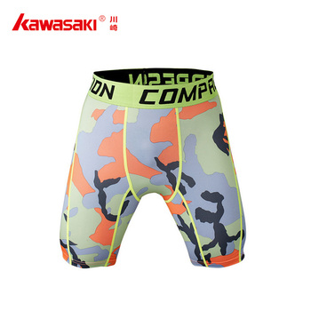 Wholesale men lycra compression shorts