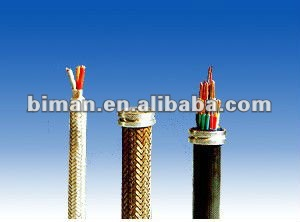 Shipboard cable and off shore cable (XLPE insulation PVC sheath)