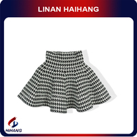 China wholesale highwaist cashmere girls in short skirts no top