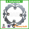 Kawasaki 230mm Rear Stainless Steel Solid Brake Disc Rotor For ZX12R NINJA
