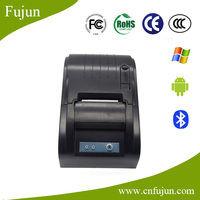 2 inch portable bluetooth printer wireless ticket printer for pos system