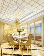Wholesale Alibaba House Decoration Fire Rated Acoustic Ceiling Tile