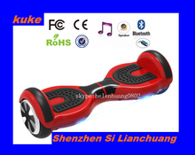 Promotional price safe warrany Hoverboard 6.5 inch 2 Wheels Self Balancing Smart Electric Scooter Skateboard with bluetooth