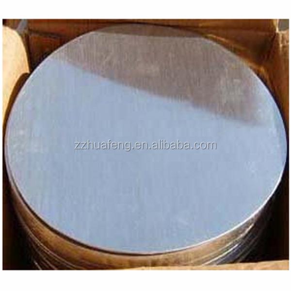 Round Aluminium Sheet Blank