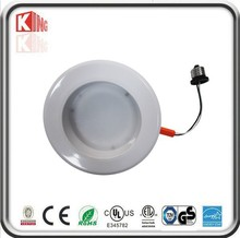 8w 15w 20w 30w 40w 60w led downlight retrofit led reccessed light 8inch