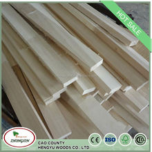 cheap price paulownia wood board concrete triangles sawn timber batten