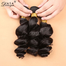 100 Percent Indian Remy Human Hair Bohemian Curl Human Hair Weave