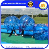 Fashionable Sports Entertainment Football Inflatable Body