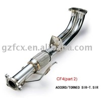 special muffler exhaust pipe