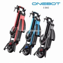 2017 latest fashion onebot T8 eagle electric bike 250W power