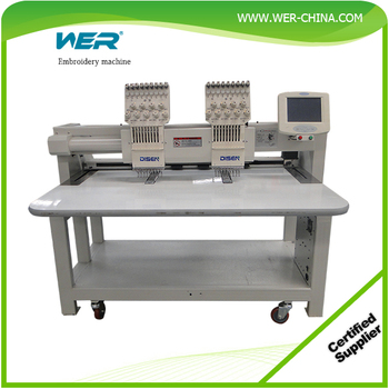 used industrial embroidery machine for sale