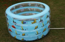 Inflatable baby swimming pool/intex swimming pools