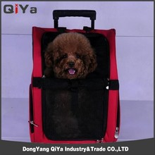 Pet Carrier with Wheels Pet Products Dog Trolley Pet Carrier