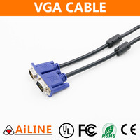 AiLINE Premium Manufacturer Cable VGA Male to Male 1.5m