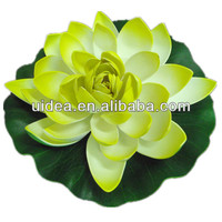 Fashion Artificial Floating Lotus