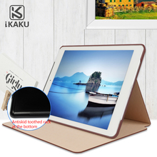 KAKU new model pu leather pc cover tablet case for ipad4 case ,for 9.7 inch ipad case