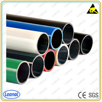 Coated lean pipe /lean tube