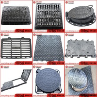 Supply Heavy Duty Cast Iron Manhole