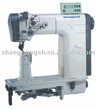 GD910-4-5D Hight Speed Auto-trimmer Post Bed Sewing Machine / Heavy Duty Sewing Machine