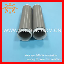 Cold shrinkable cable insulation silicon rubber sleeve 600v