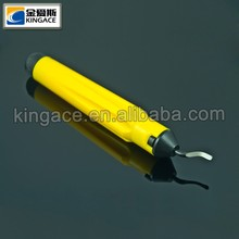 Hot Sale Yellow Handle 145mm Pipe Deburring Tool for Metal