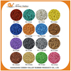 Multi-color EPDM rubber granules crumbs for playground surfacing