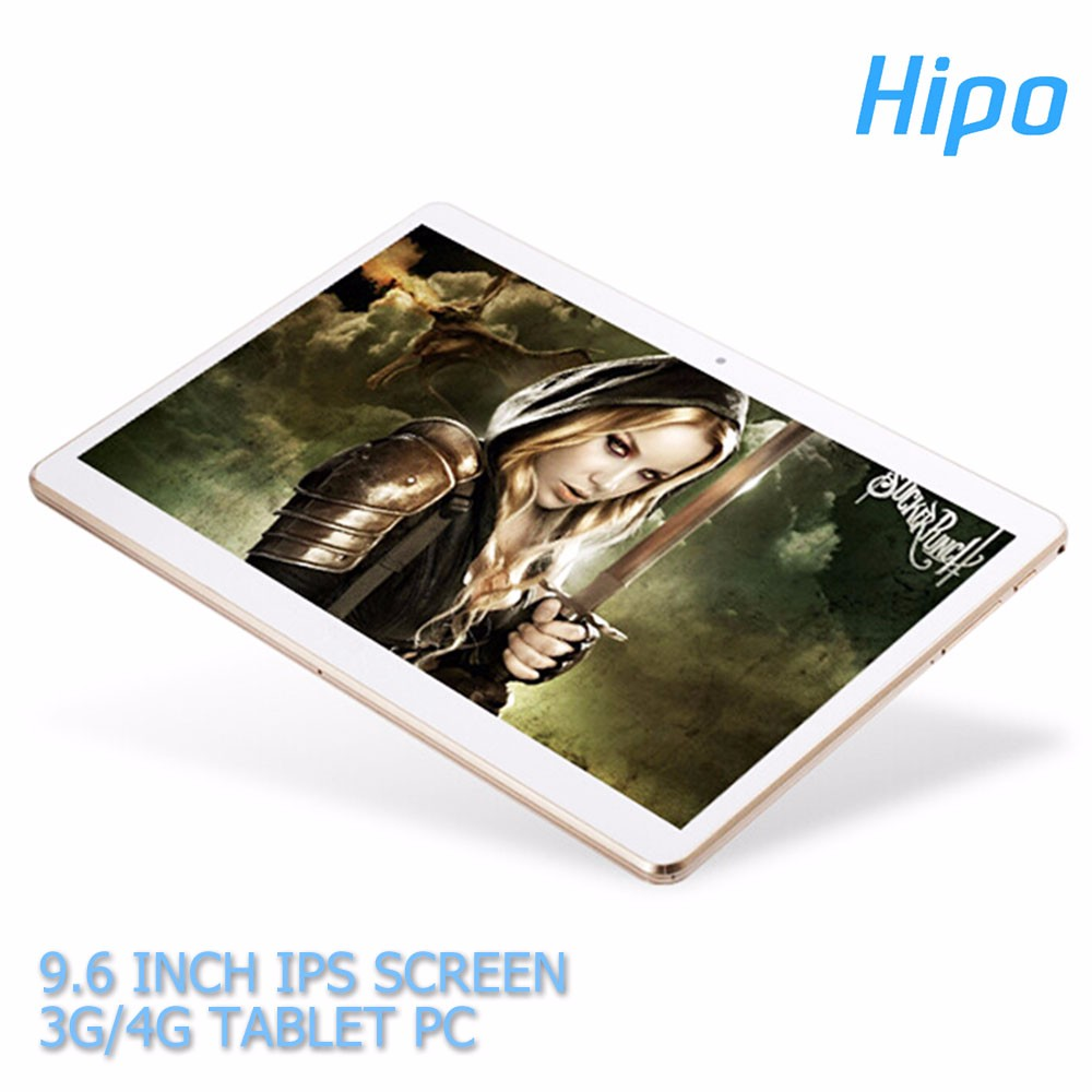 MTK super hd player wifi phone 9.6 inch tablet pc